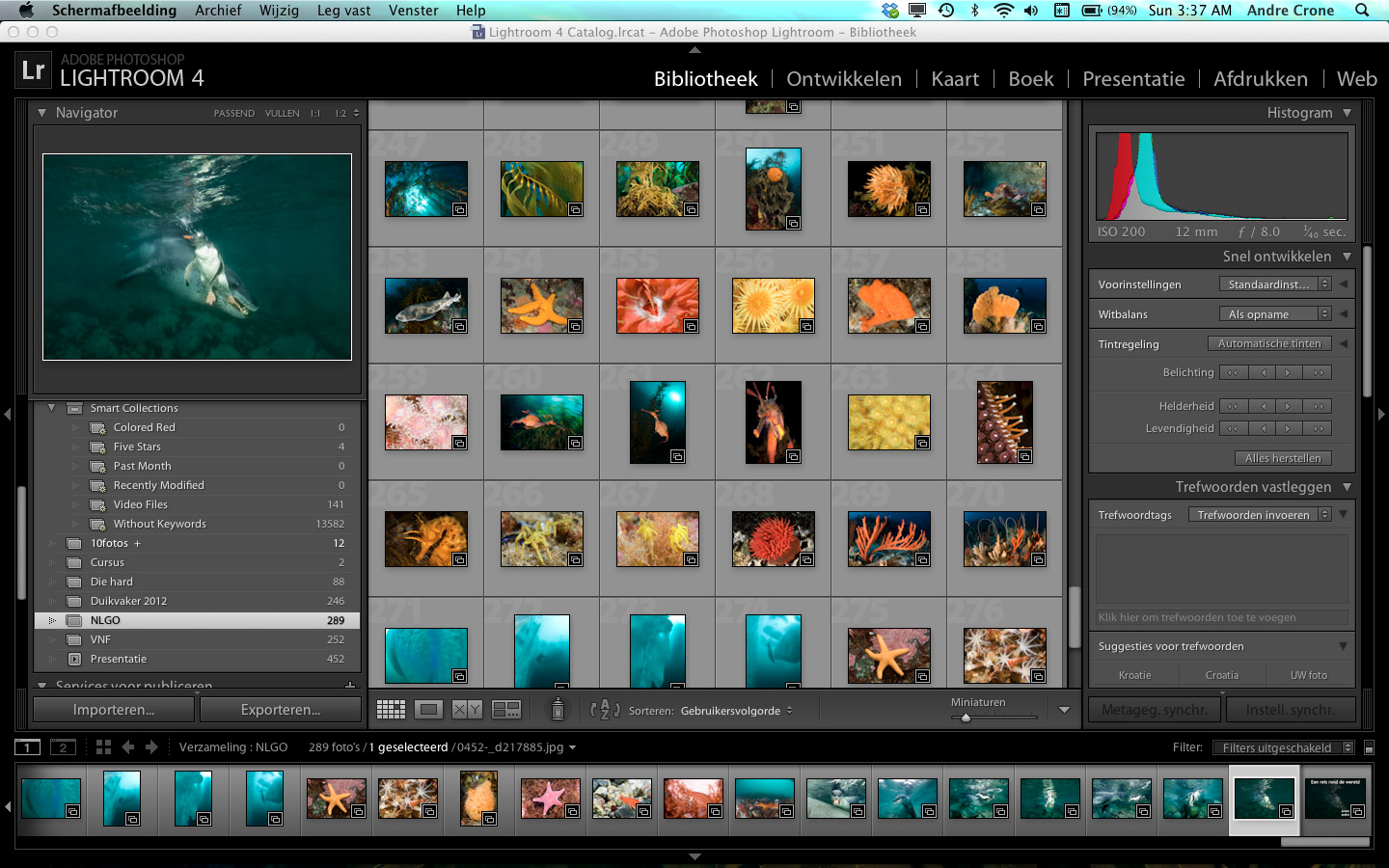 Adobe Lightroom is not always reading XMP files | Elysia Visuals