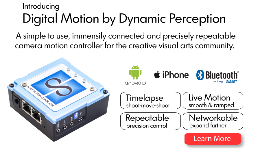 The Dynamic Perception NMx controller is now in stock